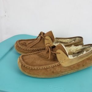 Men's Ugg Australia Loafers Shoes Moccasins Sz 13